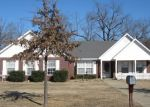 Pre Foreclosure in Stigler 74462 N COUNTRY RIDGE DR - Property ID: 1110771413