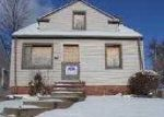 Pre Foreclosure in Cleveland 44105 HARVARD AVE - Property ID: 1112741422