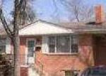 Pre Foreclosure in Suitland 20746 RIDGECREST DR - Property ID: 1120489174