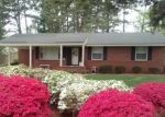 Pre Foreclosure in Wilson 27893 HAWTHORNE LN W - Property ID: 1131109617