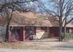 Pre Foreclosure in Guthrie 73044 N HORSESHOE DR - Property ID: 1140304887