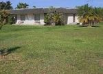 Pre Foreclosure in Homestead 33030 SW 197TH AVE - Property ID: 1177903633