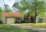 Pre Foreclosure in Fayetteville 28314 WEEPING WATER RUN - Property ID: 1190352611