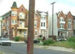 Pre Foreclosure in Philadelphia 19132 W YORK ST - Property ID: 1196708484