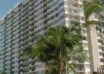 Pre Foreclosure in Hallandale 33009 S OCEAN DR - Property ID: 1204087471
