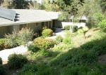 Pre Foreclosure in Fallbrook 92028 STONE POST RD - Property ID: 1204530705