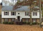 Pre Foreclosure in Forest 24551 PAUL REVERE DR - Property ID: 1205244604