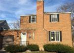 Pre Foreclosure in Flossmoor 60422 DOUGLAS AVE - Property ID: 1207553148