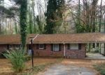 Pre Foreclosure in Atlanta 30344 CLOVERHURST DR - Property ID: 1208440943