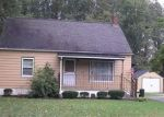 Pre Foreclosure in Niles 44446 INDIANA AVE - Property ID: 1213235880