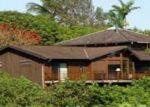 Pre Foreclosure in Kalaheo 96741 PALAMA ST - Property ID: 1217456633