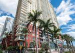 Pre Foreclosure in Miami 33131 BRICKELL BAY DR - Property ID: 1219113931