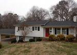 Pre Foreclosure in Dallas 28034 W PUETT ST - Property ID: 1221166263