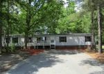 Pre Foreclosure in Willow Spring 27592 PECAN TREE ST - Property ID: 1222176679