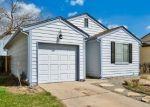 Pre Foreclosure in Aurora 80013 E COLGATE PL - Property ID: 1266982734