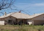Pre Foreclosure in Huachuca City 85616 W IVEY RD - Property ID: 1267117173