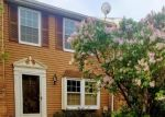 Pre Foreclosure in Frederick 21702 CARRIAGE WAY - Property ID: 1267827127