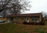 Pre Foreclosure in Shelbyville 46176 E WOODRIDGE RD - Property ID: 1271599408