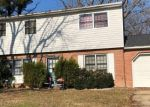 Pre Foreclosure in Hampton 23669 EVANS ST - Property ID: 1277333810