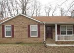 Pre Foreclosure in Clarksville 37042 BUCKEYE LN - Property ID: 1277758645