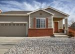 Pre Foreclosure in Colorado Springs 80951 SAGE GROUSE LN - Property ID: 1281733247