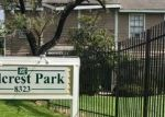 Pre Foreclosure in Houston 77072 WILCREST DR - Property ID: 1283335359