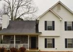 Pre Foreclosure in Cartersville 30120 VINNINGS LN SW - Property ID: 1287827665