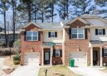 Pre Foreclosure in Stone Mountain 30083 WHITMAN CT - Property ID: 1288353222