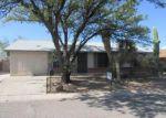 Pre Foreclosure in Tucson 85746 W VEREDA DE LA TIERRA - Property ID: 1291632336