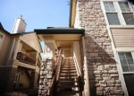 Pre Foreclosure in Aurora 80014 S CRYSTAL CIR - Property ID: 1293030350