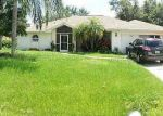 Pre Foreclosure in Port Charlotte 33952 COACHMAN AVE - Property ID: 1293127137