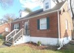 Pre Foreclosure in Radford 24141 ARNOLD AVE - Property ID: 1301088189