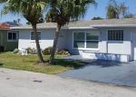 Pre Foreclosure in Fort Lauderdale 33319 NW 58TH ST - Property ID: 1309267359