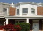 Pre Foreclosure in Baltimore 21218 OLD YORK RD - Property ID: 1310520857