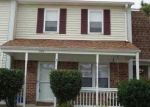 Pre Foreclosure in Virginia Beach 23453 BENTON CT - Property ID: 1313302414