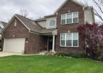 Pre Foreclosure in Plainfield 46168 NICODEMUS DR - Property ID: 1315761647