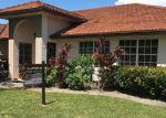 Pre Foreclosure in Miami 33196 SW 153RD AVE - Property ID: 547405916