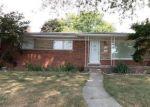 Pre Foreclosure in Warren 48093 GILBERT DR - Property ID: 929415583