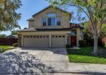 Pre Foreclosure in Tracy 95376 ASHBURN CT - Property ID: 931014182