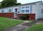 Pre Foreclosure in Norfolk 23502 WEISS LN - Property ID: 932160360