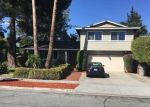Pre Foreclosure in San Jose 95124 CRESTMONT DR - Property ID: 933937220