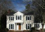 Pre Foreclosure in Charlotte 28210 LEIPZIG DR - Property ID: 937591686