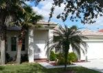 Pre Foreclosure in Fort Lauderdale 33325 N GARDEN COVE CIR - Property ID: 946505325