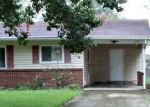 Pre Foreclosure in Virginia Beach 23452 GARRISON PL - Property ID: 950319653
