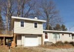 Pre Foreclosure in Columbia City 46725 W HILL DR - Property ID: 954165494
