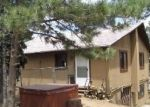 Pre Foreclosure in Woodland Park 80863 GENTIAN RD - Property ID: 962212391