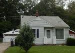 Pre Foreclosure in Westland 48185 N PARENT ST - Property ID: 964308537