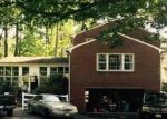 Pre Foreclosure in Fairfax 22030 CHRONICAL DR - Property ID: 964693514