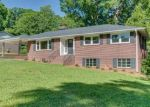 Pre Foreclosure in Anderson 29621 TANGLEWOOD DR - Property ID: 966160730
