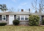 Pre Foreclosure in Centerville 02632 STRAWBERRY HILL RD - Property ID: 983878977